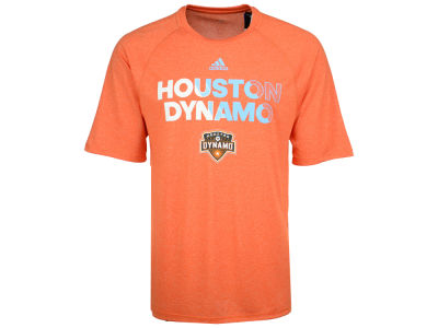 Houston Dynamo adidas MLS Men's Striker T-Shirt