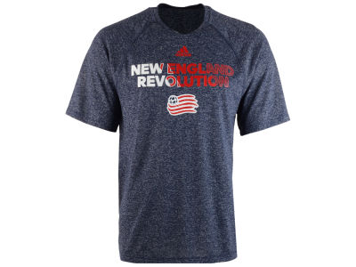 New England Revolution adidas MLS Men's Striker T-Shirt