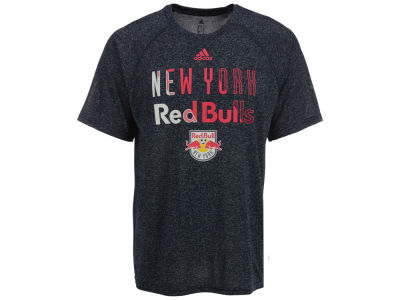New York Red Bulls adidas MLS Men's Striker T-Shirt