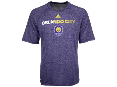 Orlando City SC adidas MLS Men's Striker T-Shirt