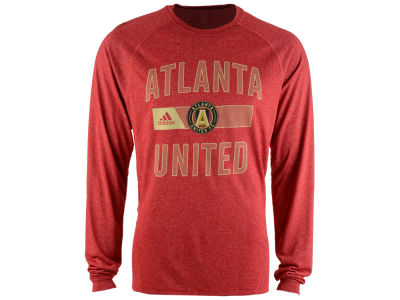 Atlanta United FC adidas MLS Men's Forward Long Sleeve T-Shirt