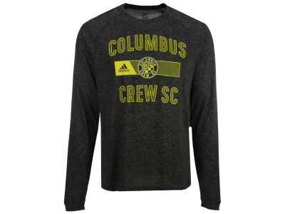 Columbus Crew SC adidas MLS Men's Forward Long Sleeve T-Shirt