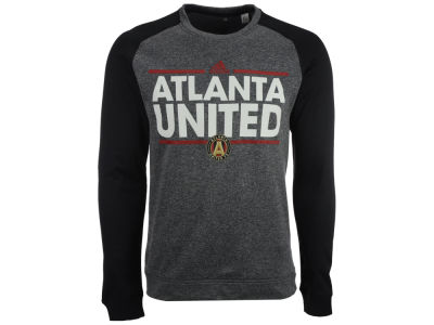 Atlanta United FC adidas MLS Men's Dassler Local Crew Sweatshirt