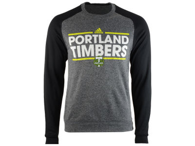 Portland Timbers adidas MLS Men's Dassler Local Crew Sweatshirt