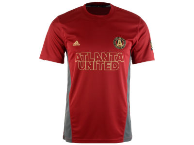 Atlanta United FC adidas MLS Men's Performance T-Shirt
