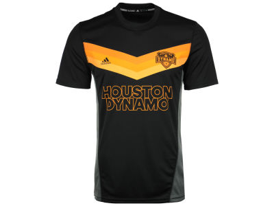 Houston Dynamo adidas MLS Men's Performance T-Shirt