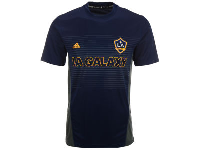 LA Galaxy adidas MLS Men's Performance T-Shirt