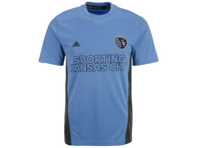 Sporting Kansas City adidas MLS Men's Performance T-Shirt