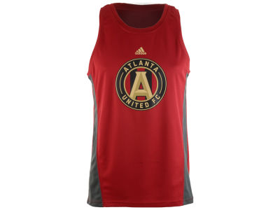 Atlanta United FC adidas MLS Men's Performance Tank Top
