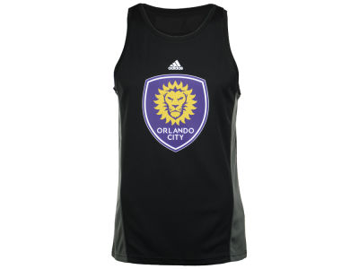 Orlando City SC adidas MLS Men's Performance Tank Top