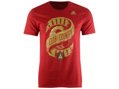 Atlanta United FC adidas MLS Men's Club & Country T-Shirt