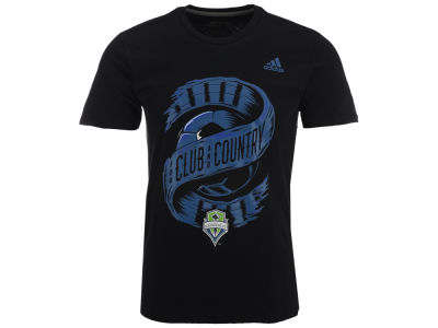 Seattle Sounders FC adidas MLS Men's Club & Country T-Shirt