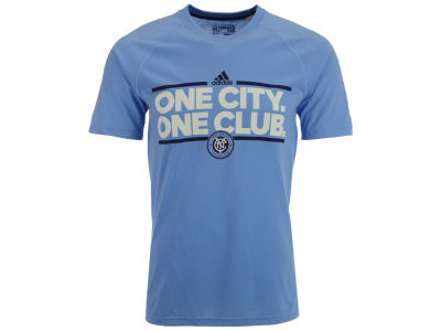 New York City FC adidas MLS Men's Dassler Local T-Shirt