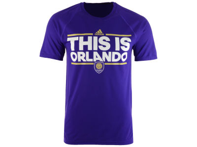 Orlando City SC adidas MLS Men's Dassler Local T-Shirt