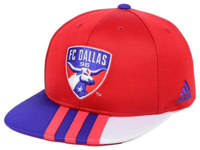FC Dallas adidas MLS Kids Authentic Snap Cap