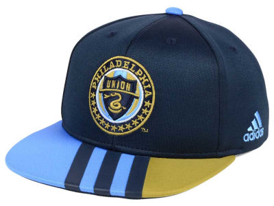 Philadelphia Union adidas MLS Kids Authentic Snap Cap