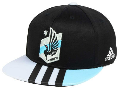 Minnesota United FC adidas MLS Kids Authentic Snap Cap