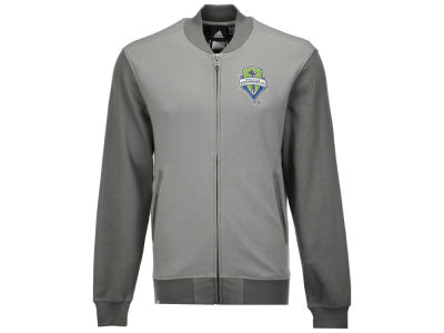 Seattle Sounders FC adidas MLS Men's Lifestyle Track Jacket