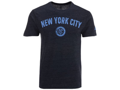 New York City FC adidas MLS Men's City Worn T-Shirt