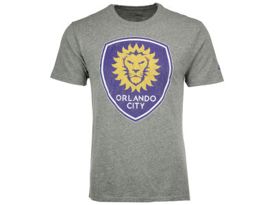 Orlando City SC adidas MLS Men's Vintage Too Triblend T-Shirt