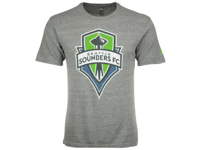 Seattle Sounders FC adidas MLS Men's Vintage Too Triblend T-Shirt
