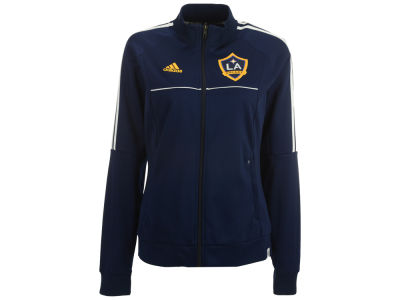 LA Galaxy adidas MLS Women's Anthem Jacket