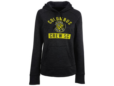 Columbus Crew SC adidas MLS Women's Bottom Pill Hoodie