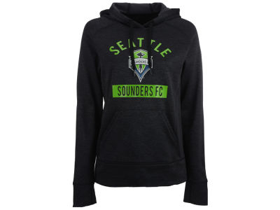 Seattle Sounders FC adidas MLS Women's Bottom Pill Hoodie