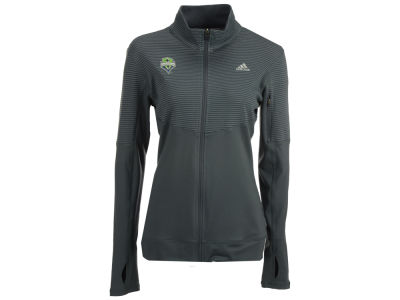 Seattle Sounders FC adidas MLS Women's Full Zip Jacket