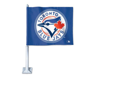 Toronto Blue Jays Car Flag