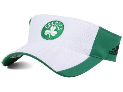 Boston Celtics adidas NBA Train Me Visor