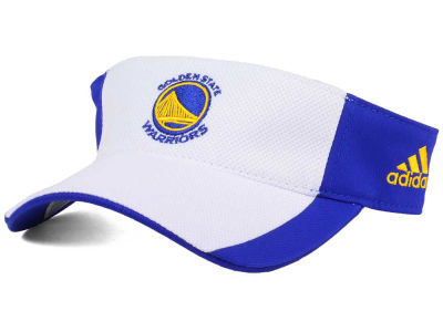 Golden State Warriors adidas NBA Train Me Visor
