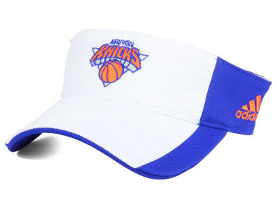 New York Knicks adidas NBA Train Me Visor