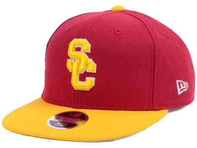 USC Trojans New Era NCAA Youth State Clip 9FIFTY Snapback Cap