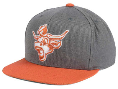 Texas Longhorns New Era NCAA Youth Vault Snapback Cap