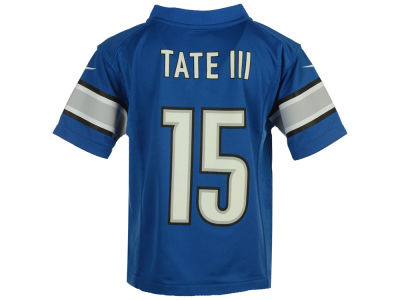Detroit Lions Golden Tate Nike NFL Kids Game Jersey
