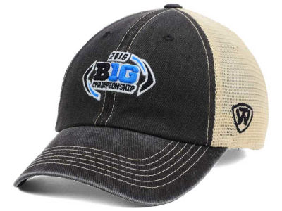Top of the World NCAA 2016 Big 10 Game Dirty Mesh Cap