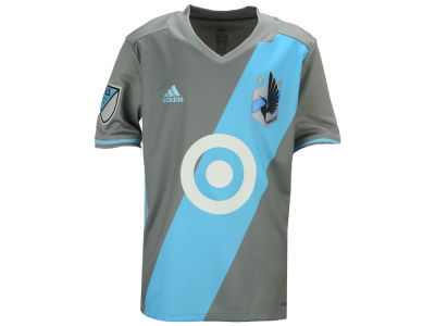 Minnesota United FC adidas MLS Youth Primary Replica Jersey