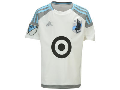 Minnesota United FC adidas MLS Youth Secondary Replica Jersey