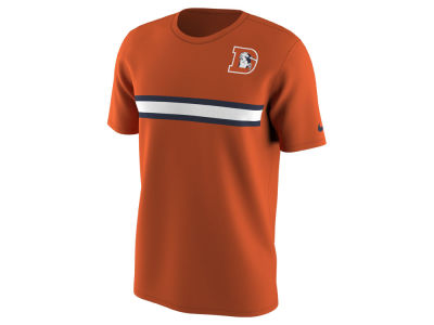 Denver Broncos Nike NFL Men's Color Pack Stripe T-Shirt