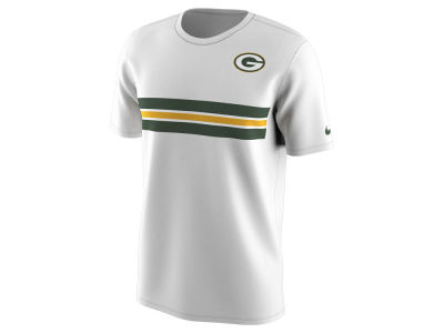Green Bay Packers Nike NFL Men's Color Pack Stripe T-Shirt