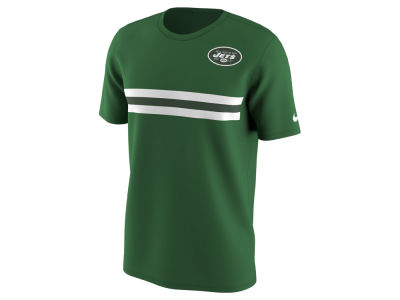New York Jets Nike NFL Men's Color Pack Stripe T-Shirt