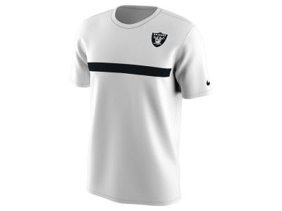 Oakland Raiders Nike NFL Men's Color Pack Stripe T-Shirt