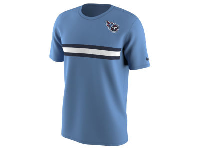 Tennessee Titans Nike NFL Men's Color Pack Stripe T-Shirt