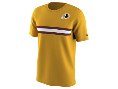 Washington Redskins Nike NFL Men's Color Pack Stripe T-Shirt