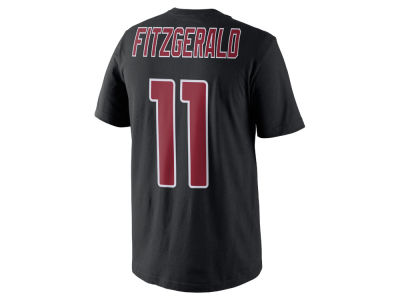 Arizona Cardinals Larry Fitzgerald Nike NFL Men's Color Pack Name & Number T-Shirt