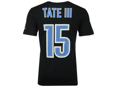Detroit Lions Golden Tate III Nike NFL Men's Color Pack Name & Number T-Shirt