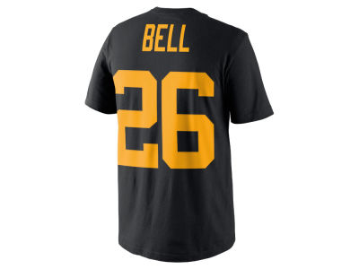 Pittsburgh Steelers LE'VEON BELL Nike NFL Men's Color Pack Name & Number T-Shirt