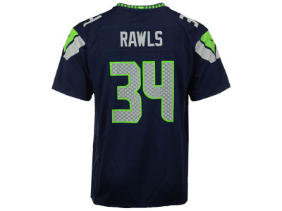Seattle Seahawks Thomas Rawls Nike NFL Youth Game Jersey
