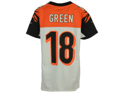 Cincinnati Bengals A. J. Green Nike NFL Youth Game Jersey